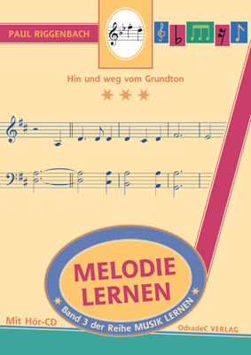 Melodie lernen Cover 2. Aufl 100mm